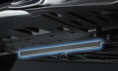 LEXUS GS 10 | グランドエフェクター【ティーアールディー レクサス】レクサス GS 10系 後期(2015/11-) フロントエアロスパッツ