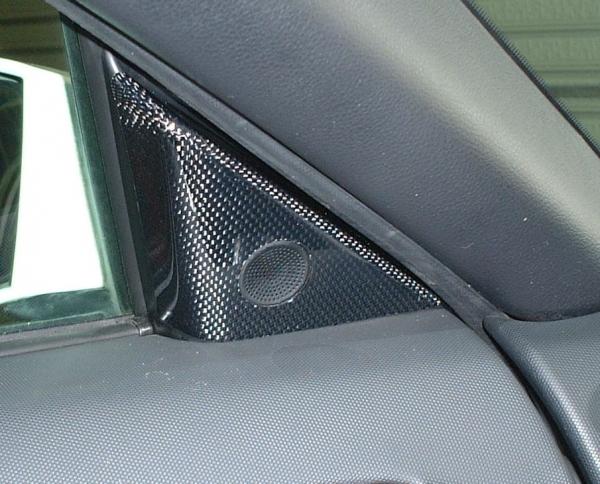 Z33 フェアレディZ | 内装パーツ / その他【アールエスダブリュ】フェアレディZ Z33 ドアミラーインナーカバーパネル カーボン