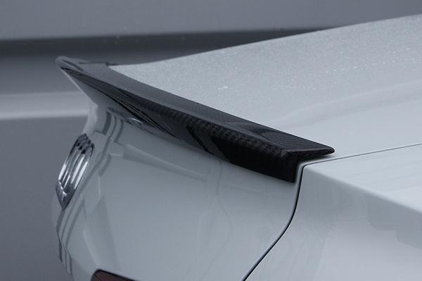 Audi A4   トランクスポイラー / リアリップスポイラー【バランスイット】AUDI S4/A4 8W トランクスポイラー カーボン製