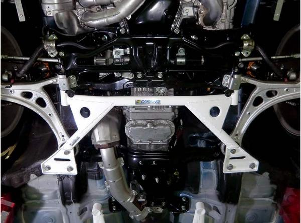 WRX VA STI S4 | 補強パーツ / 室外 その他【オクヤマ】WRX STI VAB フロント ロワアームバー タイプII