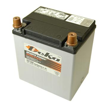 汎用 | バッテリー【プローバ】デカ・軽量スポーツバッテリー 専用充電器