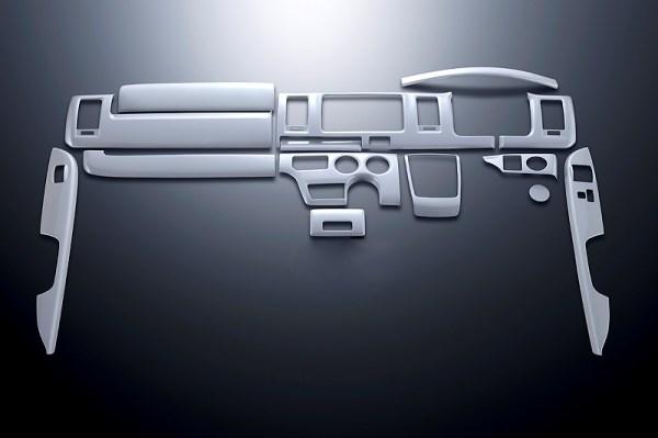 200 ハイエース 標準ボディ | インテリアパネル【フェガーリ】【送料無料!!】ハイエース 200系 4型/5型 DX 標準ボディ ハイグレード インテリアパネル 14ピース パールホワイト