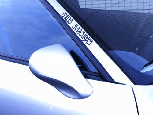 80 スープラ   エアロミラー / ミラーカバー【ボメックス】80 SUPRA エアロミラー