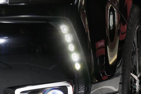 SJ フォレスター | フロント デイライト【ロエン / トミーカイラ】フォレスター SJG LED デイタイムライト