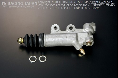 S2000 AP1/2   クラッチ レリーズ【ジェイズレーシング】S2000 強化クラッチスレーブシリンダー (AP1-130以降/AP2専用)