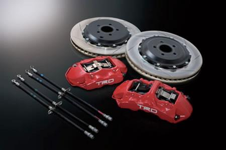 【★送料無料】 86 - ハチロク - | ブレーキキット【ティーアールディー】86 TRD Performance Line モノブロックブレーキキット brembo社製 (イタリア) 18インチ鍛造ホイール「SF2」の装着必須