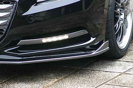 CR-Z | その他【ランド エアロテック】CR-Z ZF1 RANDO Style LED DAYLIGHT&COVER KIT(For β)
