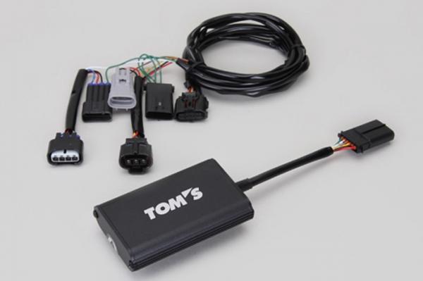 レクサス NX | ブーストコントローラー【トムス】LEXUS NX AGZ10系 200t (H26/7-) エンジン:8AR-FTS ブーストアップパーツ POWER BOX