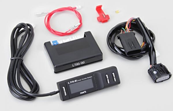 プリウスアルファ   スロットルコントローラー【トムス】プリウスアルファ ZVW40系 (H26/5-) 電子スロットルコントローラ L.T.S.III