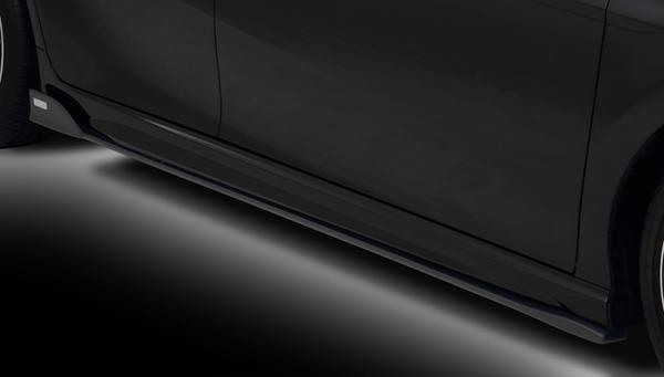 カムリ XV70系 | サイドステップ【トムス】カムリ AXVH70 WS サイドディフューザー 素地 (未塗装)