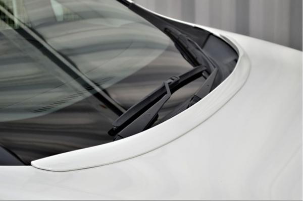 E52 エルグランド | ボンネットスポイラー【アヴァンツァーレ】エルグランド E52 ライダー 後期 ボンネットスポイラー(PVC製)