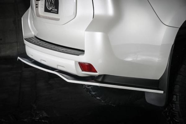プラド 150   リアアンダー / ディフューザー【ルーフ / クール】プラド 150 中期 <150R-SS1> リアフローティングディフューザー SGタイプ 塗り分け2トーン塗装