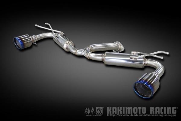 【★送料無料】 マツダ3 MAZDA3 | エキゾーストキット / 排気セット【カキモト 柿本改】マツダ3 ファストバック BP8P Class KR ステンレステール