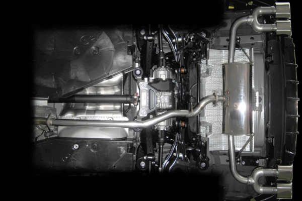 RAV4 XA50 | エキゾーストキット / 排気セット【エクスクルージブ ゼウス】新型RAV4 MXAA54/52 LUV LINE エキゾーストシステム 左右4本出し (MZ90)