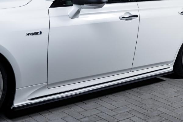 22 クラウン | サイドステップ【エクスクルージブ ゼウス】クラウン 22系 RS【Prussian Blue】サイドステップ2色塗り分け塗装済ホワイトパールクリスタルシャイン/ブラック