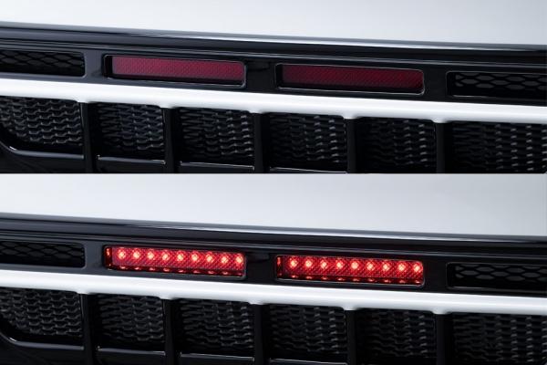 22 クラウン | バックフォグ【エクスクルージブ ゼウス】クラウン 22系 RS【Prussian Blue】LEDバックフォグランプ(G) KIT
