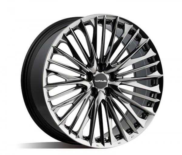 LEXUS RX 200/450 GL2# | タイヤ&ホイール4本セット - サマータイヤ【ヴァルド】LEXUS RX用 WALD GENUINE LINE F001 21×9.0 サフィーロ SF5000 265/45/21 ホイールタイヤ4本セット