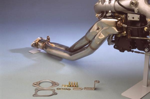 FD3S RX-7 | フロントパイプ【オートエクゼ】RX-7 FD3S (500001~) MT車 フロントパイプ