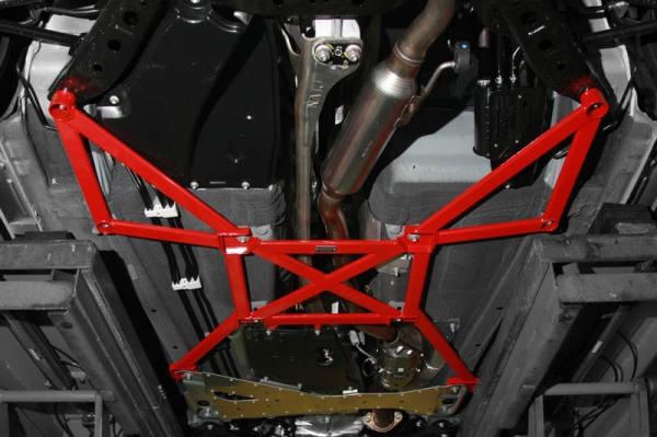 CX-5 KF系 | 補強パーツ / 室外 その他【オートエクゼ】CX-5 KF系 2WD メンバーブレースセット 前後6ピース構成