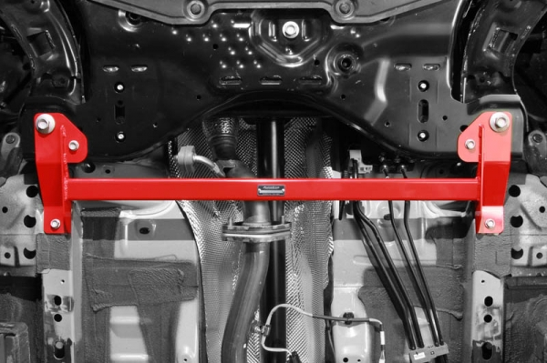 RX-8 | 補強パーツ / 室外 その他【オートエクゼ】RX-8 SE3P ロアアームバー 1ピース構造3点式 フロント用
