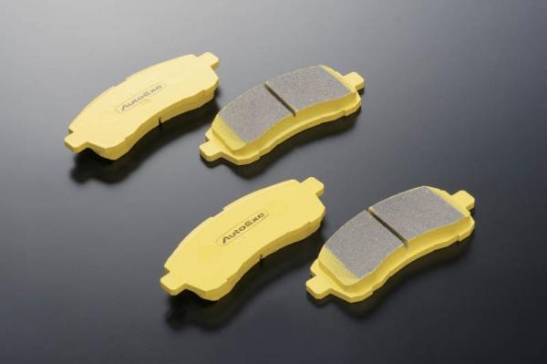 MS-8 | ブレーキパット / フロント【オートエクゼ】MS-8 MB系 2WD スポーツブレーキパッド フロント用