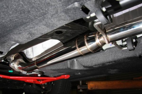 GJ アテンザ ATENZA | センターパイプ【オートエクゼ】アテンザ GJ系 セダン ディーゼル 2WD エグゾーストチャンバーキット