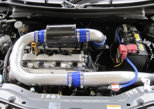 スイフト ZC#2   エアクリーナー キット【アールズ】スイフトスポーツ ZC32S RRP パワークリーナーキット