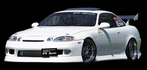 30 ソアラ | フロントバンパー【ビーエヌ スポーツ】30/31 SOARER T-2 Front Bumper