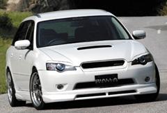 BP レガシィ ツーリングワゴン | サイドステップ【ジアラ】BP5/A-C型 レガシィ ワゴン Type-R SPORTIVO SIDE SILL Type-B