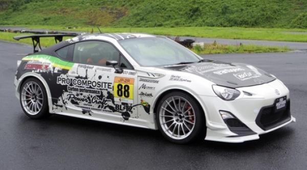 86 - ハチロク - | フロントリップ【プロコンポジット】86 ZN6 フロントリップスポイラー for TRD