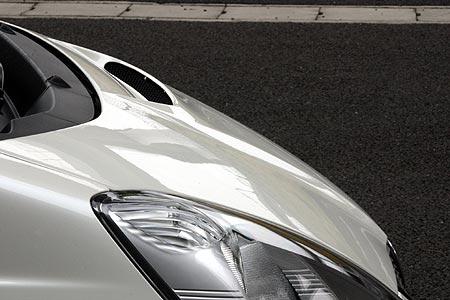 GE6-9 フィット | ボンネットフード【ランド エアロテック】フィット GE6/7 前期 (H19.10~H22.9) RANDO Style エアロボンネット(カーボン)