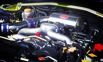 BP レガシィ ツーリングワゴン | インテークチャンバー【カキモト 柿本改】インテークチャンバー レガシィツーリングワゴン 3.0R〈UA/CBA/DBA-BPE〉