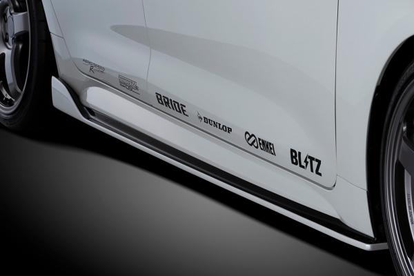 出産祝い E21 カローラスポーツ | E21 サイドステップ【ブリッツ |】カローラスポーツ 210系 エアロスピードRコンセプト サイドスポイラー サイドスポイラー CYM 塗装済シアンメタリック, 早い者勝ち:2da31edf --- kvp.co.jp