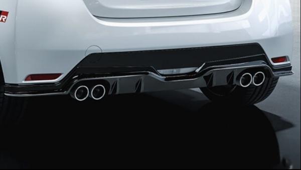 YARIS ステンマフラー TRD 割り引き 送料無料 ヤリス 10 ティーアールディー 1.6L車用 10系 捧呈 GRスポーツマフラー GRヤリス 210系