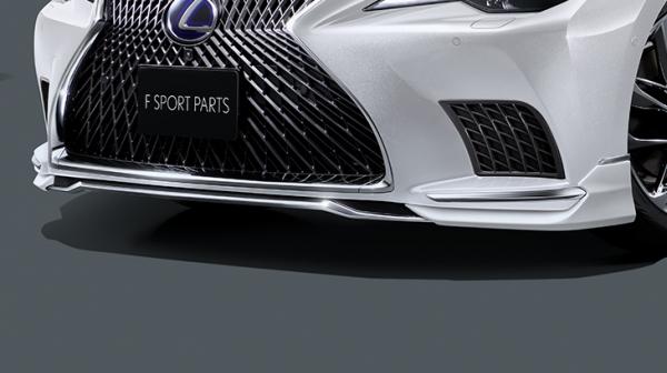 最低価格の レクサス LS VXFA5#/ 塗装済ブラック GVF5# | SPORT フロントハーフ【トヨタモデリスタ VXFA5#】レクサス LS500 VXFA50/55 後期 F SPORT PARTS フロントスポイラー 塗装済ブラック, TASKS:73b2c93b --- kventurepartners.sakura.ne.jp