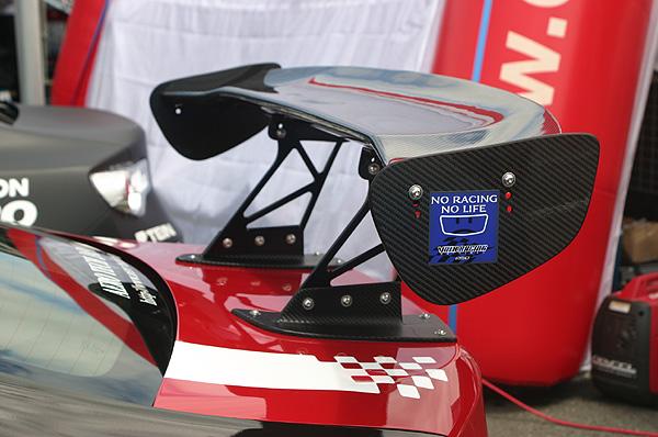 BRZ | GT-WING【ランド エアロテック】BRZ DIRect 3D GT-WING センターマウント付き 本体&翼端板=FRP