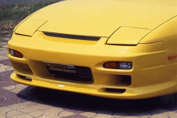 180SX | フロントバンパー【フジムラオート】180SX フロントバンパー スポイラー