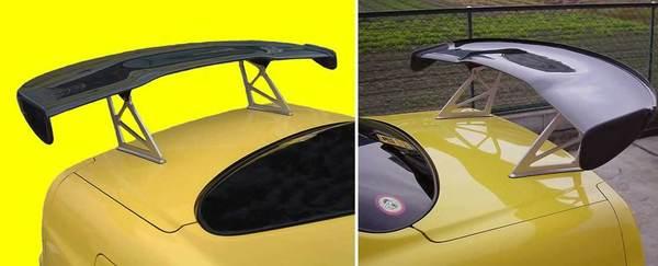 R34 GT-R | GT-WING【フジムラオート】スカイライン GT-R BNR34 3Dリアウィング