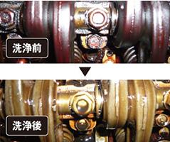 エンジンオイル【レッドシード】RED SEED エンジン内部洗浄剤 RS-FS18 18リットル