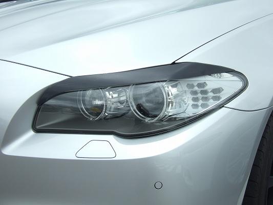 BMW 5 series F10/F11 | アイライン【シルキーシャークプロジェクト】BMW 5シリーズ F10/F11 前期型 セダン・ツーリング アイライン Type1 FRP 純正色塗装済み