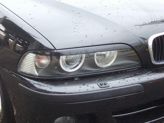 BMW 5 Series E39 | アイライン【シルキーシャークプロジェクト】BMW 5シリーズ E39 アイライン Type2 シルバーカーボン