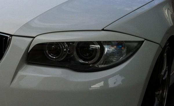 BMW 1 Series E87 | アイライン【シルキーシャークプロジェクト】BMW 1シリーズ E87 アイライン TYPE7 メーカー塗装済