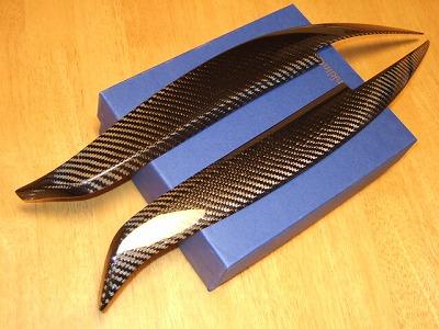 BMW 1 Series E87 | アイライン【シルキーシャークプロジェクト】BMW 1シリーズ E87/E82/E88 前期 アイライン Type3 ブラックカーボン 綾織り