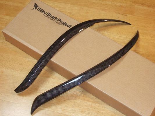 ビート | アイライン【シルキーシャークプロジェクト】ビート PP1 アイライン Type1 ブラックカーボン 平織り
