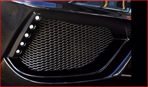 200 ハイエース ワイド | フロントネットキット【スティンガー】ハイエース 200系 4型 ワイドボディ スティンガーダクトネット
