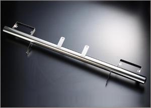 JA71 ジムニー | フロントガード【シュピーゲル】ジムニー JA71 フロントバンパー ステンレス製