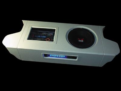 MC ワゴンR | ウーファーボックス【アヴァンツァーレ】ワゴンR MC SUPER FLAT BOX WHITE