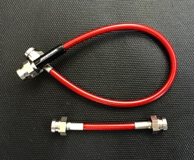 S660   クラッチライン【シーカー】S660 JW5 RED COATステンメッシュクラッチライン
