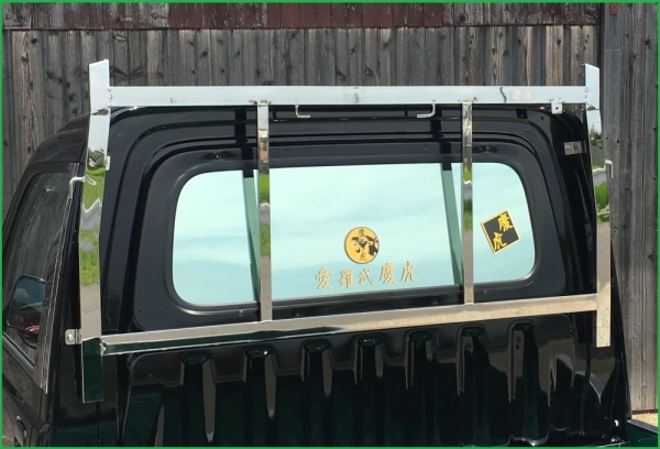 S200/210 ハイゼットトラック   その他 外装品【シフトスポーツ】ハイゼットトラック(標準ルーフ車)S200P/S210P アングルポスト(鳥居)