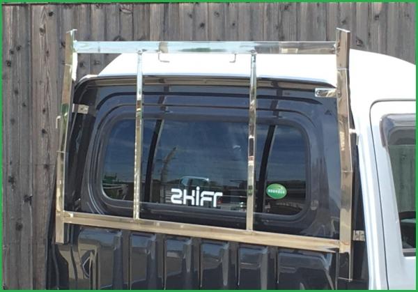 サンバートラック SAMBAR TRUCK | その他 外装品【シフトスポーツ】サンバートラック(ハイルーフ車)S500J/S510J アングルポスト(鳥居)